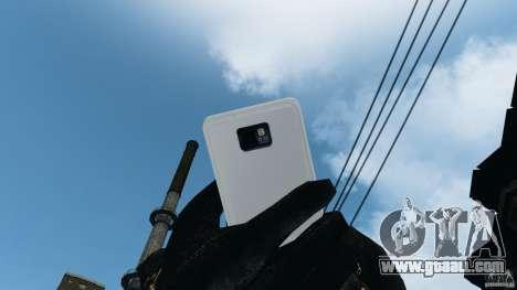 Samsung Galaxy S2 for GTA 4 seventh screenshot