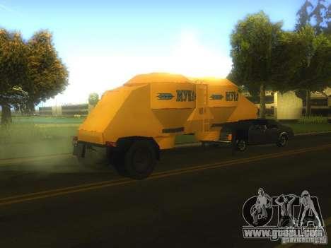 Mukovoz K4-AMG trailer for GTA San Andreas
