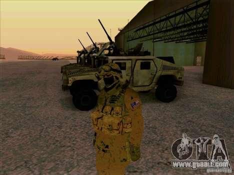 American Morpeh for GTA San Andreas