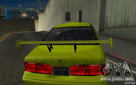 Ford Thunderbird 1993 for GTA San Andreas back left view