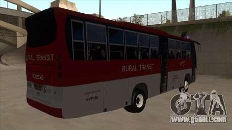 Rural Transit 10206 for GTA San Andreas right view