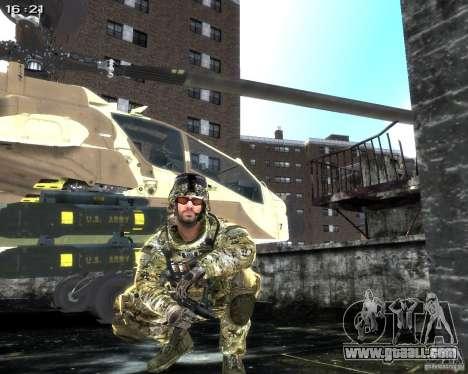 Micro Uzi for GTA 4 sixth screenshot