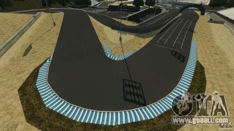 Laguna Seca [Final] [HD] for GTA 4 second screenshot
