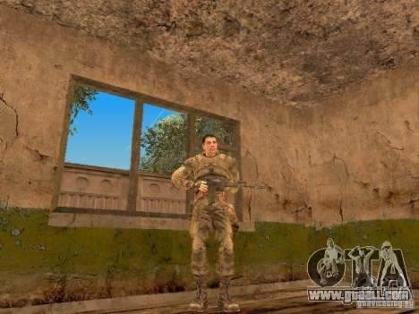 Degtyarev of Stalker for GTA San Andreas fifth screenshot