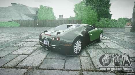 Bugatti Veyron 16.4 for GTA 4 side view