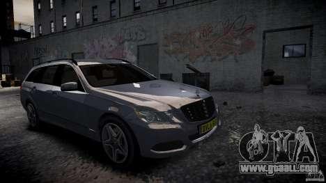 Mercedes E-Class wagon for GTA 4