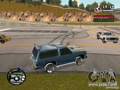 ENBSeries for GForce FX 5200 for GTA San Andreas third screenshot