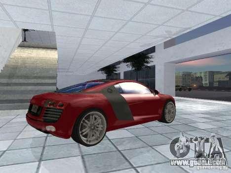 Audi Le Mans Quattro for GTA San Andreas right view