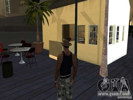 Happy Island Beta 2 for GTA San Andreas second screenshot