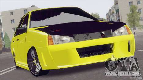 VAZ 21099 Sports for GTA San Andreas left view