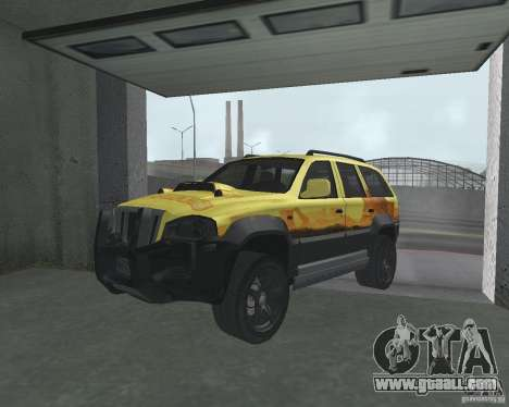 SUV from NFS for GTA San Andreas