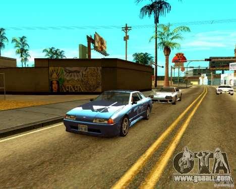 ENBSeries by Sashka911 v2 for GTA San Andreas fifth screenshot