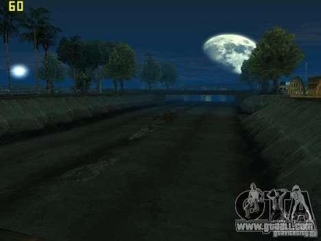 GTA SA IV Los Santos Re-Textured Ciy for GTA San Andreas forth screenshot