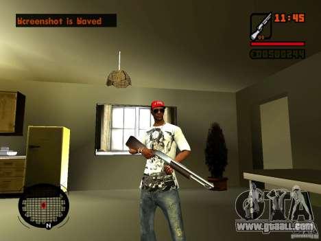 GTA IV Animation in San Andreas for GTA San Andreas fifth screenshot