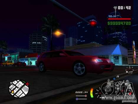 EnbSeries by gta19991999 v2 for GTA San Andreas third screenshot