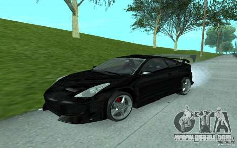 Toyota Celica for GTA San Andreas