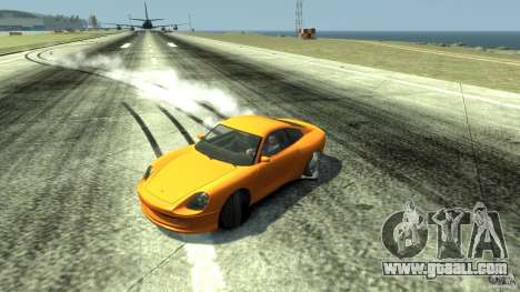 Drift Handling Mod for GTA 4