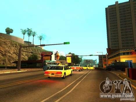 EnbSeries by gta19991999 v2 for GTA San Andreas