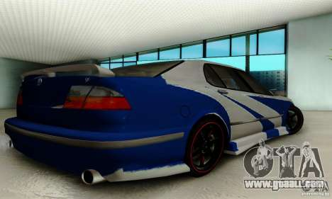 Saab 9-5 Sedan Tuneable for GTA San Andreas side view