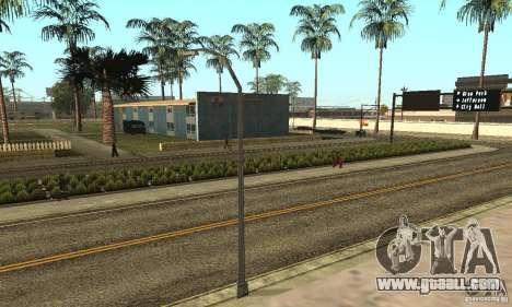 Grove Street 2013 v1 for GTA San Andreas tenth screenshot