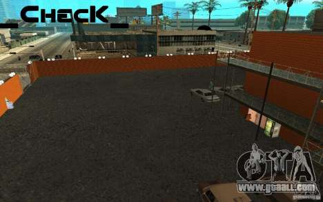 Respawn San News for GTA San Andreas fifth screenshot