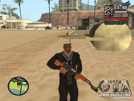 Sailor for GTA San Andreas third screenshot