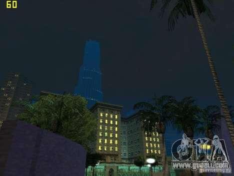 GTA SA IV Los Santos Re-Textured Ciy for GTA San Andreas twelth screenshot