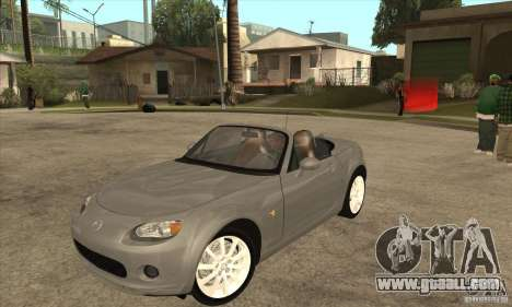 Mazda MX-5 2007 for GTA San Andreas