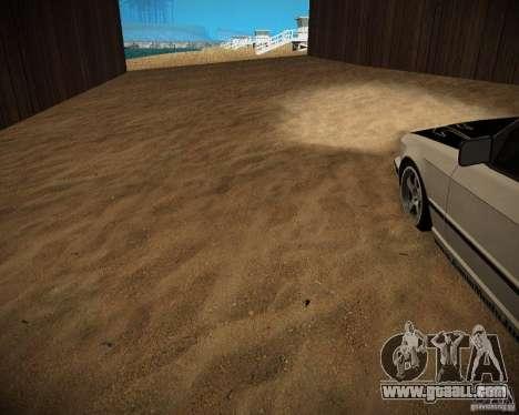 New textures beach of Santa Maria for GTA San Andreas ninth screenshot