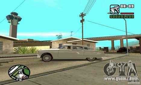 Houstan Wasp (Mafia 2) for GTA San Andreas left view