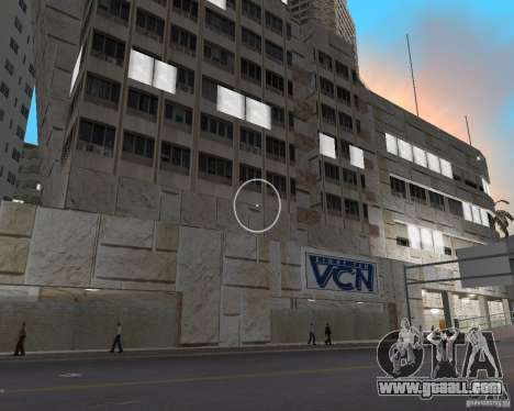 New Downtown: Shops and Buildings for GTA Vice City tenth screenshot