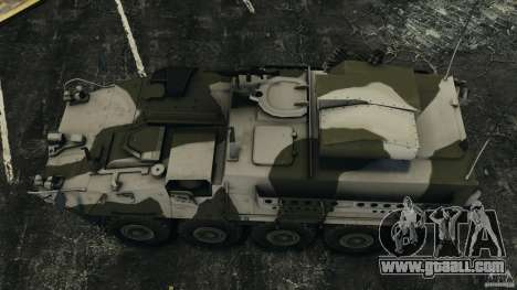 Stryker M1134 ATGM v1.0 for GTA 4 right view
