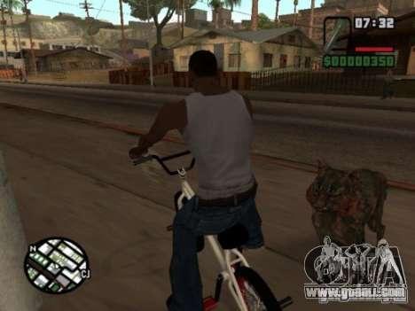 Animals in Los Santos for GTA San Andreas second screenshot