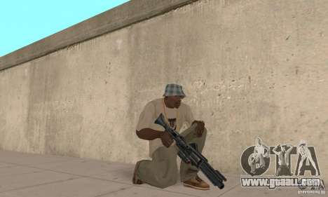 Pack weapons of Star Wars for GTA San Andreas