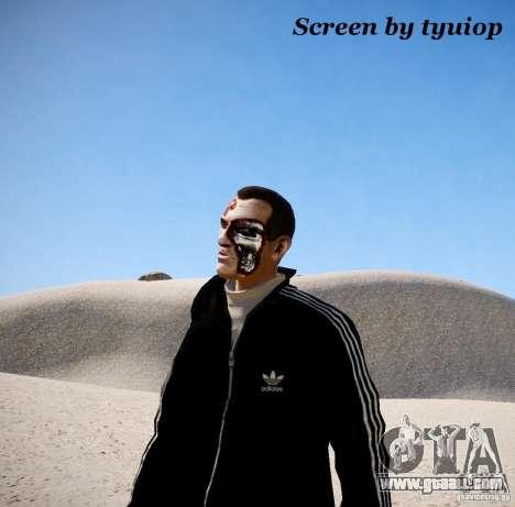 Niko - Terminator for GTA 4