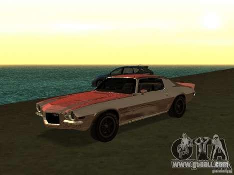 GFX Mod for GTA San Andreas tenth screenshot
