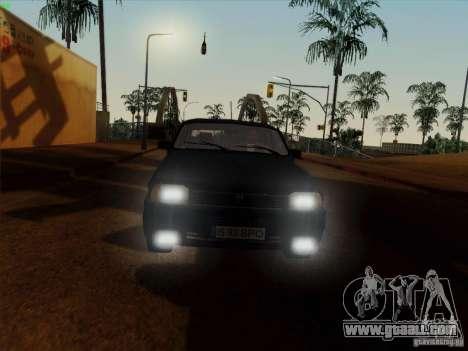 Dacia 1310 L Sport for GTA San Andreas inner view