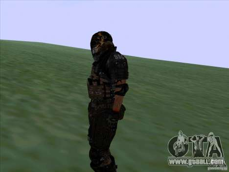 Elliot Salem for GTA San Andreas third screenshot