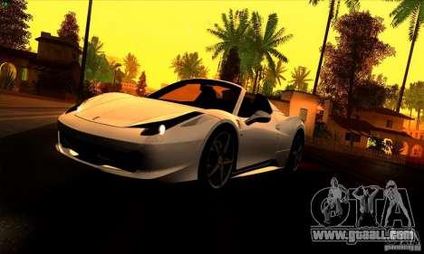 SA_gline 4.0 for GTA San Andreas third screenshot