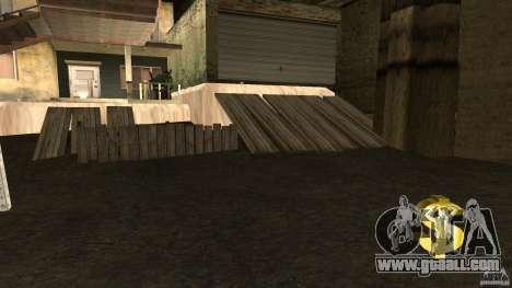 Purchase of own base for GTA San Andreas third screenshot