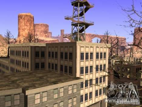 Chernobyl MOD v1 for GTA San Andreas seventh screenshot
