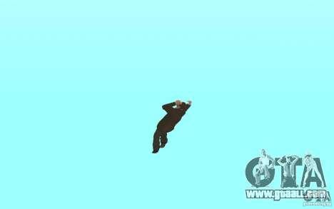 Unique animation of GTA IV V3.0 for GTA San Andreas twelth screenshot