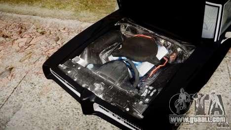 Pontiac GTO Judge for GTA 4 inner view