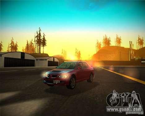 ENBSeries by Sashka911 v4 for GTA San Andreas forth screenshot