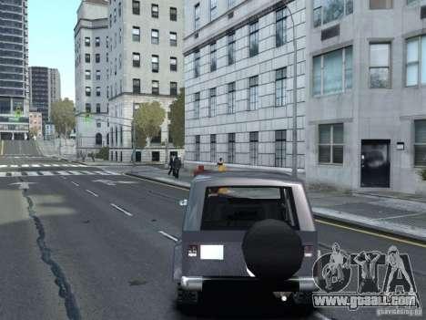 Mesa in GTA San Andreas for GTA IV for GTA 4 back view