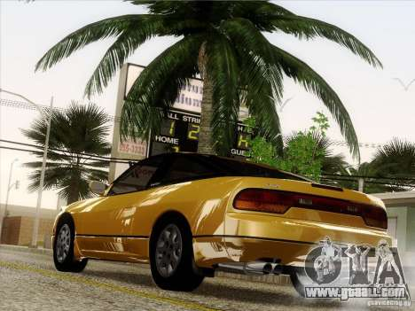 Nissan 240SX S13 - Stock for GTA San Andreas
