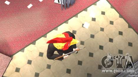 CluckingBell Hat for GTA 4 third screenshot