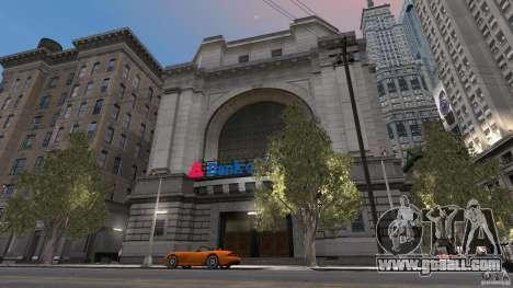Bank robbery mod for GTA 4