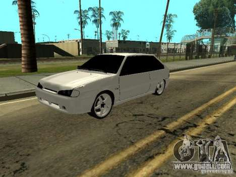 VAZ 2113TL for GTA San Andreas left view
