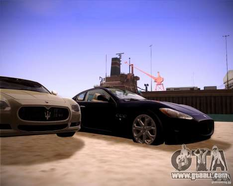 ENBseries by slavheg v2 for GTA San Andreas eighth screenshot